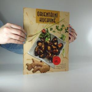 náhled knihy - Orientální kuchyně. Rychlé a jednoduché orientální pokrmy pro každou příležitost