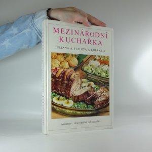 náhled knihy - Mezinárodní kuchařka