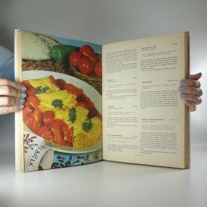 antikvární kniha Mezinárodní kuchařka, 1975