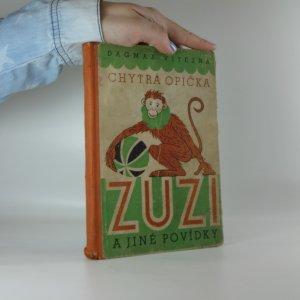 náhled knihy - Chytrá opička Zuzi a jiné povídky