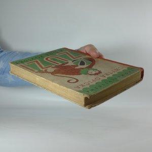 antikvární kniha Chytrá opička Zuzi a jiné povídky, 1947