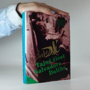 náhled knihy - Salvador Dalí Tajný život Salvadora Dalího