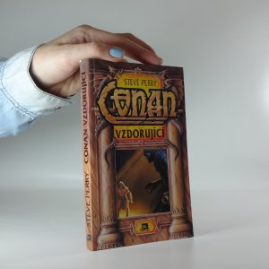 náhled knihy - Conan vzdorující