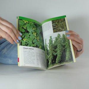 antikvární kniha Léčivé rostliny, 2001