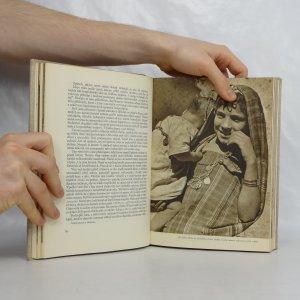 antikvární kniha Afrika snů a skutečnosti I. - III. díl (3 svazky v polokožené vazbě, podpisy obou autorů, dopis od Miroslava Zikmunda), 1954