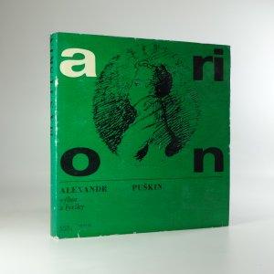 náhled knihy - Arion : výbor z lyriky