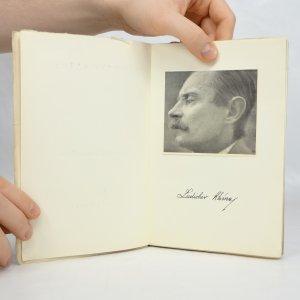 antikvární kniha Utrpení knížete Sternenhocha : groteskní romanetto, 1928