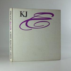 náhled knihy - Mateřídoušky