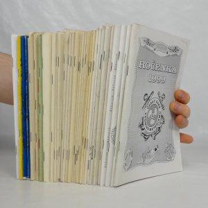 náhled knihy - Ročenky Vodního motorismu 1970 - 1999