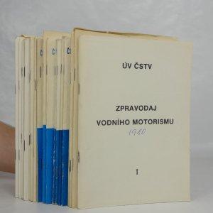 náhled knihy - Zpravodaj vodního motorismu 1980, 1982, 1983, 1984, 1985