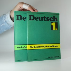 náhled knihy - Deutsch 1a a 1b (2 svazky)