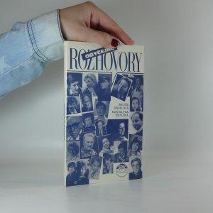 náhled knihy - Obyčejné rozhovory