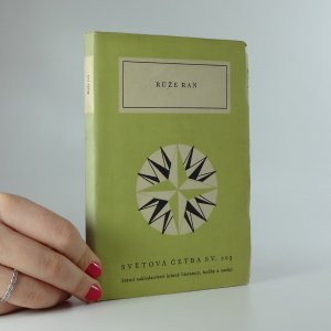 náhled knihy - Růže ran