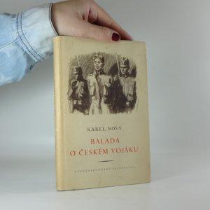 náhled knihy - Balada o českém vojáku