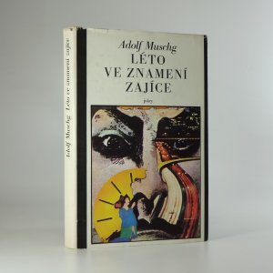 náhled knihy - Léto ve znamení zajíce