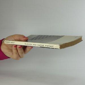antikvární kniha Člověk pro každé počasí, 1963