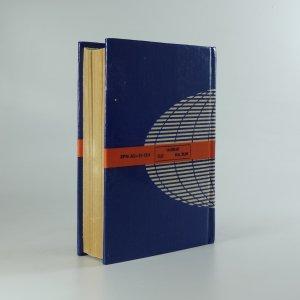 antikvární kniha Anglicko-český a česko-anglický kapesní slovník, 1974
