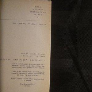 antikvární kniha Současná empirická sociologie, 1959