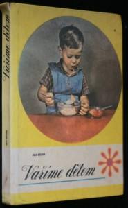 náhled knihy - Vaříme dětem