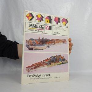 náhled knihy - Plastické vystřihovánky: Pražský hrad