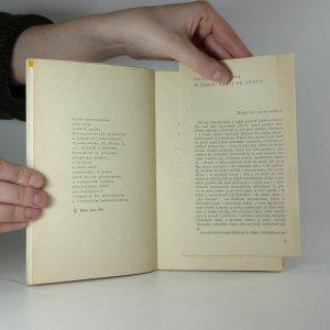 antikvární kniha Šerif se vrací, 1961