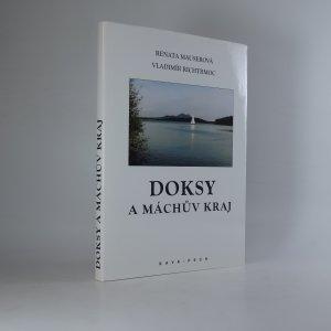 náhled knihy - Doksy a Máchův kraj