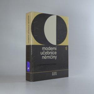 náhled knihy - Moderní učebnice němčiny . němčina pro hospodářskou praxi (1. díl)