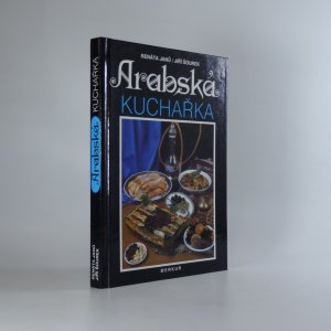 náhled knihy - Arabská kuchařka