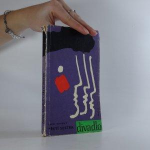 náhled knihy - Třetí sestra . hra o dvou dílech