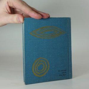 antikvární kniha Kniha milosti, 1964