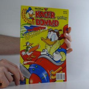 náhled knihy - Kačer Donald 8/2001