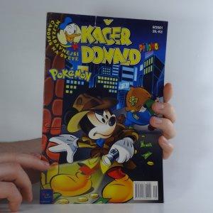 náhled knihy - Kačer Donald 9/2001