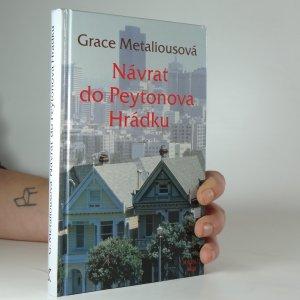 náhled knihy - Návrat do Peytonova Hrádku
