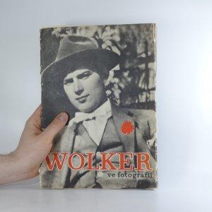 náhled knihy - Jiří Wolker ve fotografii