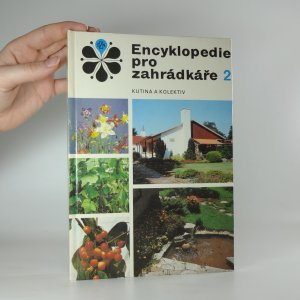 náhled knihy - Encyklopedie pro zahrádkáře. 2 díl