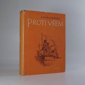 náhled knihy - Proti všem