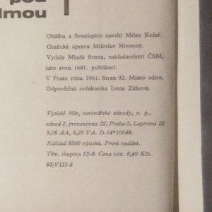 antikvární kniha Ženy pod helmou, 1961
