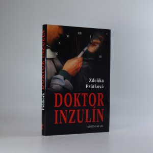 náhled knihy - Doktor Inzulín