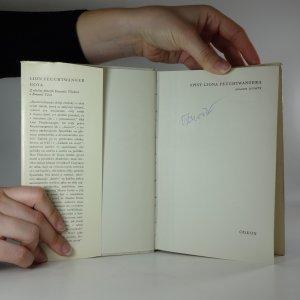 antikvární kniha Goya, čili, Trpká cesta poznání, 1969