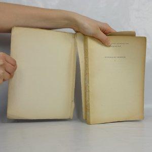 antikvární kniha Sborník historický (1., 2. a 4. díl), 1953-1956