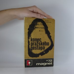náhled knihy - Konec pražského gestapa