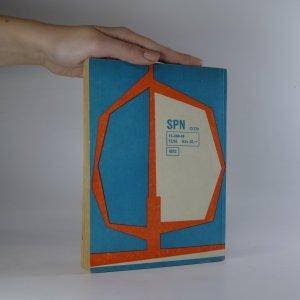 antikvární kniha Rukověť české a slovenské literatury od roku 1918, 1969