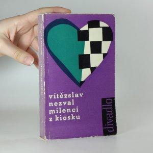 náhled knihy - Milenci z kiosku : komedie o 3 jednáních
