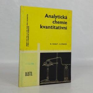 náhled knihy - Analytická chemie kvantitativní