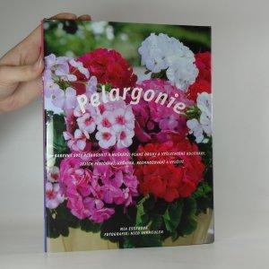 náhled knihy - Pelargonie