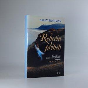 náhled knihy - Rebečin příběh