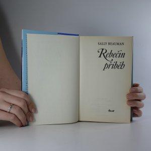 antikvární kniha Rebečin příběh, 2003