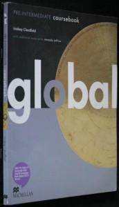 náhled knihy - Global pre-intermediate coursebook