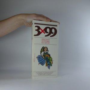 náhled knihy - 3x99 specialit sovětské kuchyně.