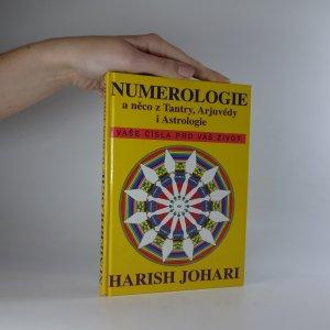 náhled knihy - Numerologie a něco z Tantry, Arjuvédy i Astrologie